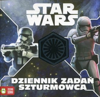 Star Wars. Dziennik zadań szturmowca - okładka książki