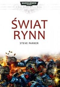 Świat Rynn. Bitwy Kosmicznych Marines - okładka książki