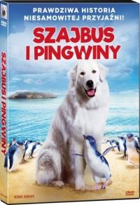 Szajbus i Pingwiny - okładka filmu