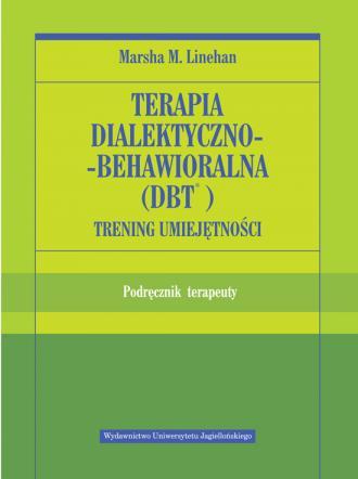 Terapia dialektyczno-behawioralna - okładka książki