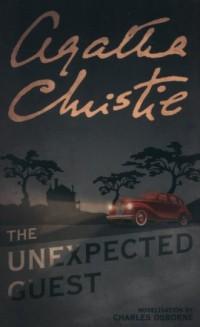 The Unexpected Guest. Novelisation - okładka książki