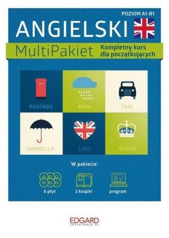 Angielski MultiPakiet - Trzecia - okładka podręcznika