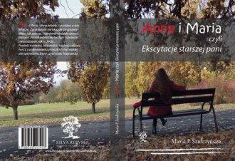 Anna i Maria. Ekscytacje starszej - okładka książki