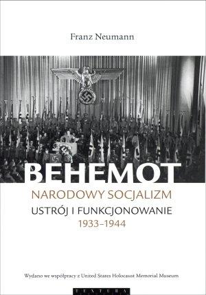 Behemot. Narodowy socjalizm: ustrój - okładka książki