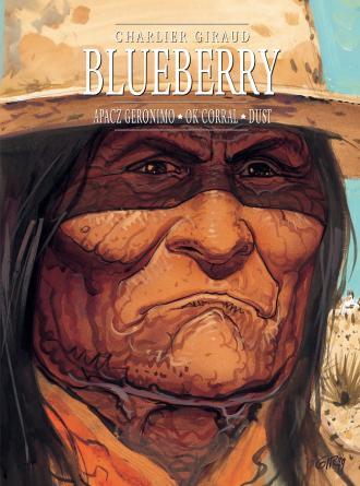 Blueberry. Tom 8 zbiorczy. Apacz - okładka książki