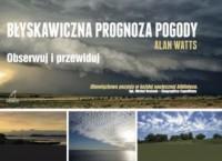 Błyskawiczna prognoza pogody - okładka książki