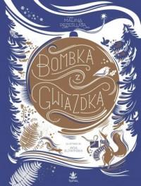 Bombka z gwiazdką - okładka książki