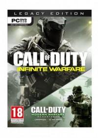 Call Of Duty. Inifinite Warfare. Edycja Legacy (PC) - pudełko programu