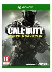 Call Of Duty. Inifinite Warfare (Xbox One) - pudełko programu