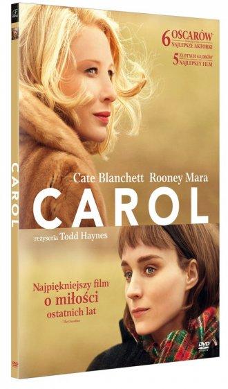 Carol - okładka filmu