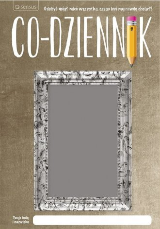 Co-dziennik - okładka książki