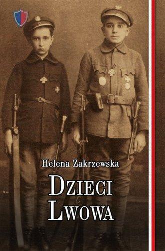 Dzieci Lwowa - okładka książki