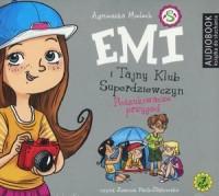 Emi i Tajny Klub Superdziewczyn. Tom 7. Poszukiwacze przygód - pudełko audiobooku