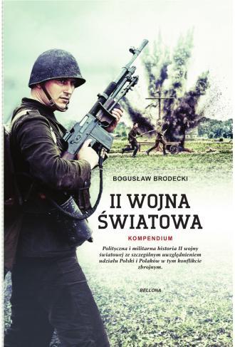 II wojna światowa. Kompendium - okładka książki