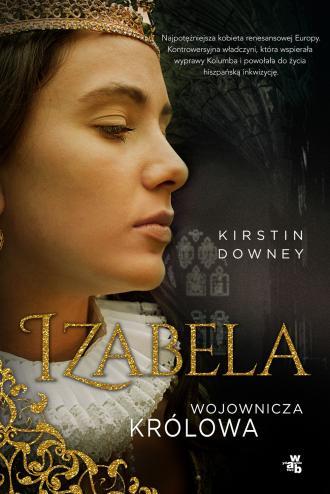 Izabela. Wojownicza królowa - okładka książki
