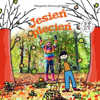 Jesień plecień - okładka książki
