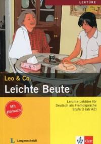 Leichte Beute Leo & Co. Lekture - okładka podręcznika