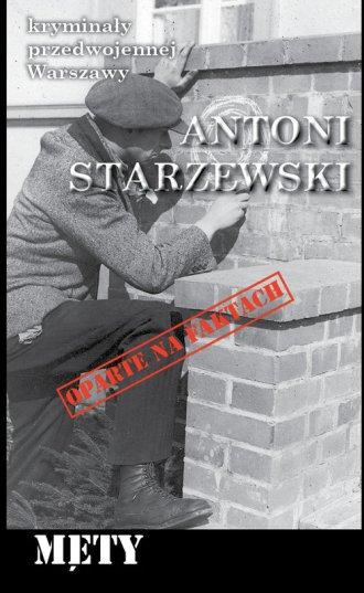 Męty. Seria: Kryminały przedwojennej - okładka książki