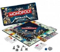 Monopoly. Metallica - zdjęcie zabawki, gry