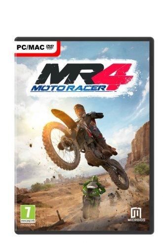 Moto Racer 4 (PC) - pudełko programu