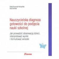 Nauczycielska diagnoza gotowości - okładka książki