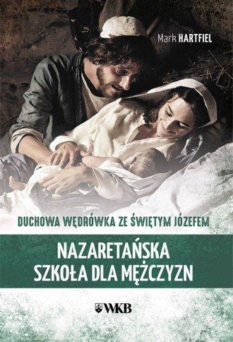 Nazaretańska szkoła dla mężczyzn. - okładka książki