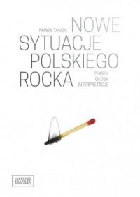 Nowe sytuacje polskiego rocka - okładka książki
