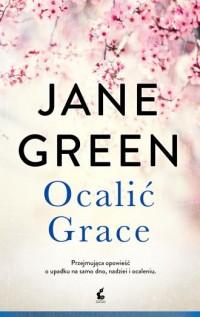 Ocalić Grace - okładka książki