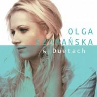 Olga Szomańska. W duetach - Wydawnictwo - okładka płyty