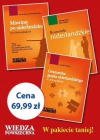 Pakiet językowy - niderlandzki - okładka podręcznika