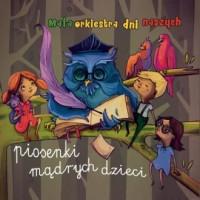 Piosenki mądrych dzieci - Wydawnictwo - okładka płyty