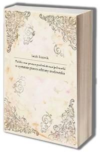 Publiczne prawa podmiotowe jednostki - okładka książki