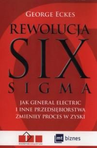 Rewolucja Six Sigma - okładka książki