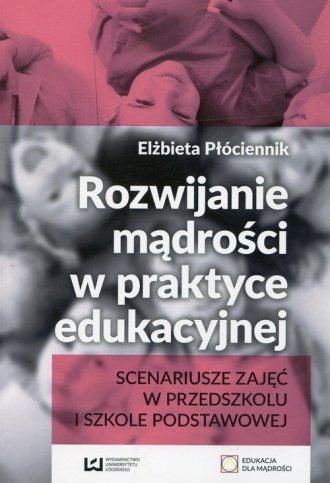 Rozwijanie mądrości w praktyce - okładka książki