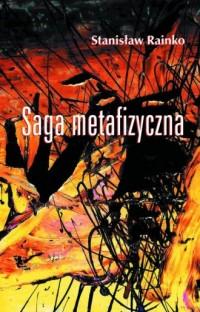 Saga metafizyczna - okładka książki