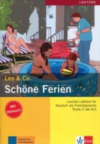 Schone Ferien Leo & Co. Lekture - okładka podręcznika