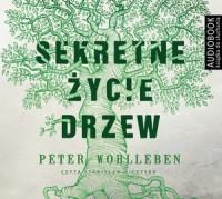 Sekretne życie drzew - Peter Wohlleben - pudełko audiobooku