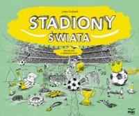 Stadiony świata - okładka książki