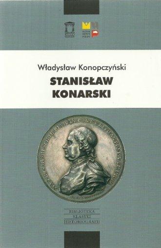 Stanisław Konarski - okładka książki