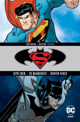 Superman / Batman. Tom 4. Zemsta - okładka książki