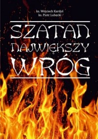 Szatan. Największy wróg - okładka książki