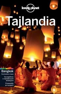 Tajlandia. Lonely Planet - Wydawnictwo - okładka książki