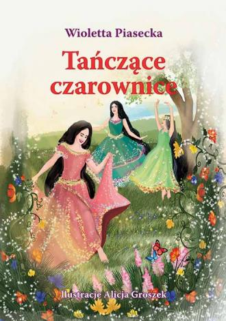 Tańczące czarownice - okładka książki