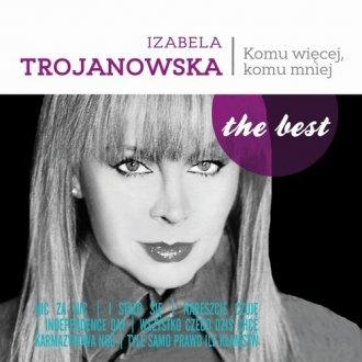 The best: Komu więcej, komu mniej - okładka płyty
