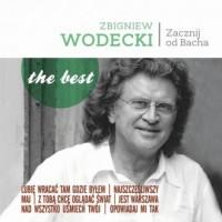 The best: Zacznij od Bacha - Wydawnictwo - okładka płyty