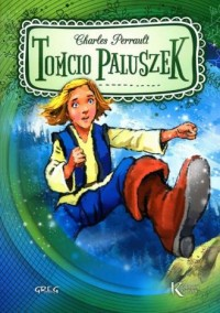 Tomcio Paluszek - okładka książki