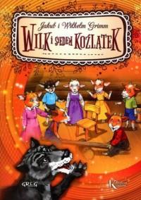 Wilk i siedem koźlątek - okładka książki