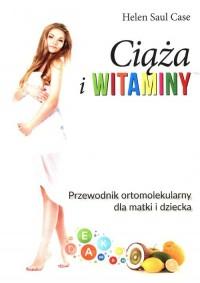 Witaminy i ciąża - okładka książki