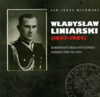 Władysław Liniarski (1897-1984). - okładka książki