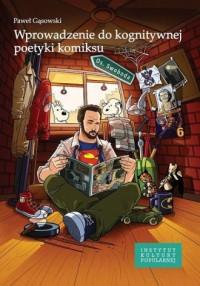 Wprowadzenie do kognitywnej poetyki komiksu - okładka książki